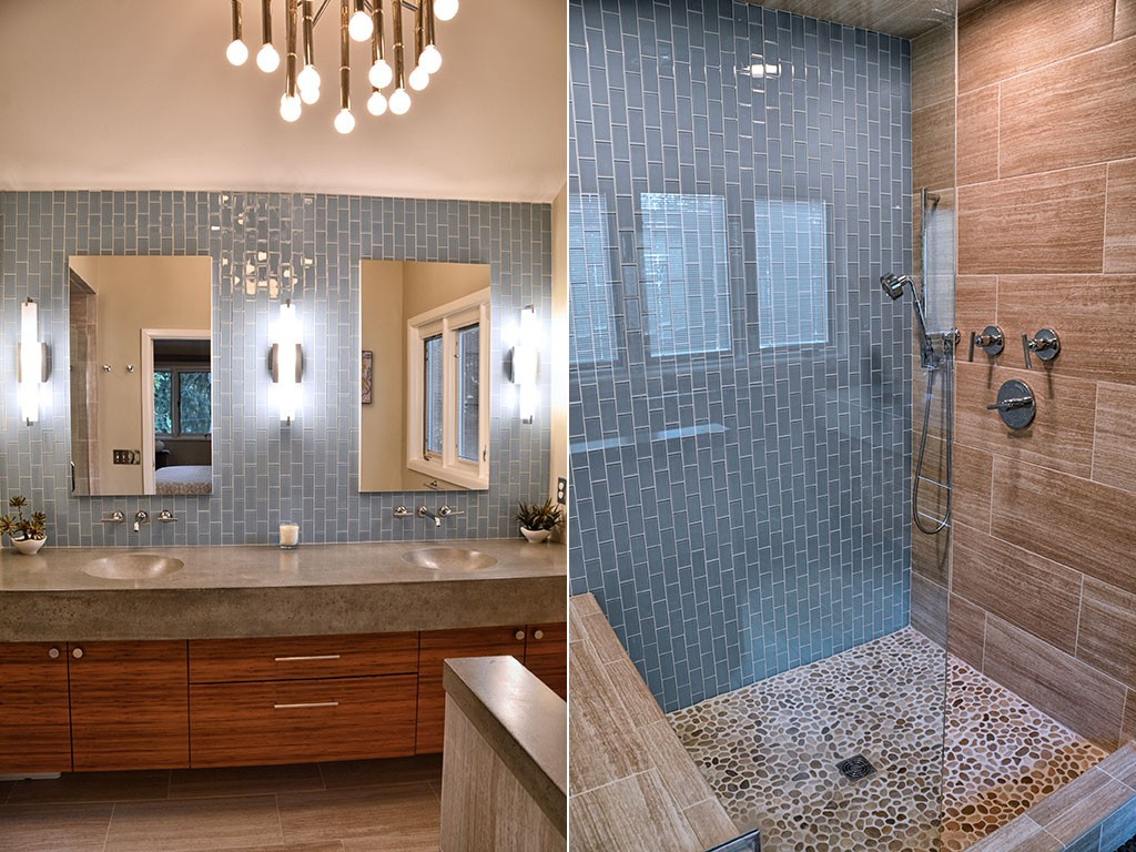 Custom bathroom designs -