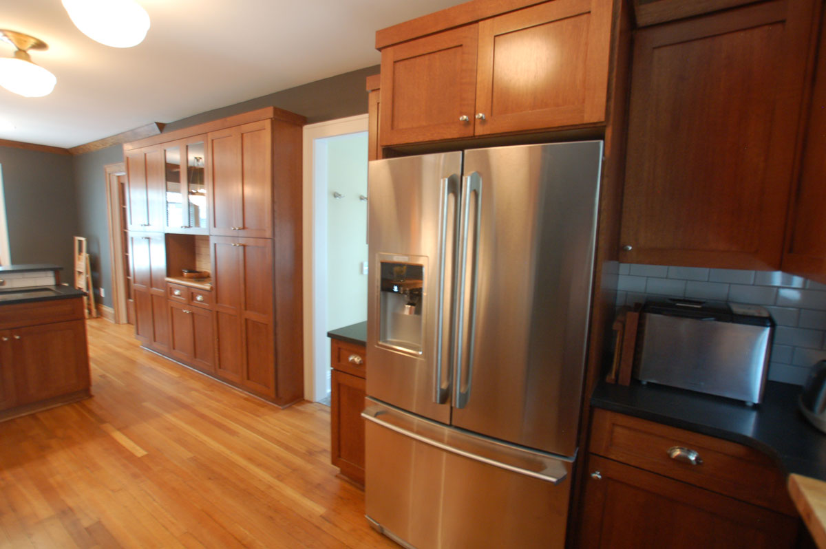 Lakewood Kitchen After Transformation