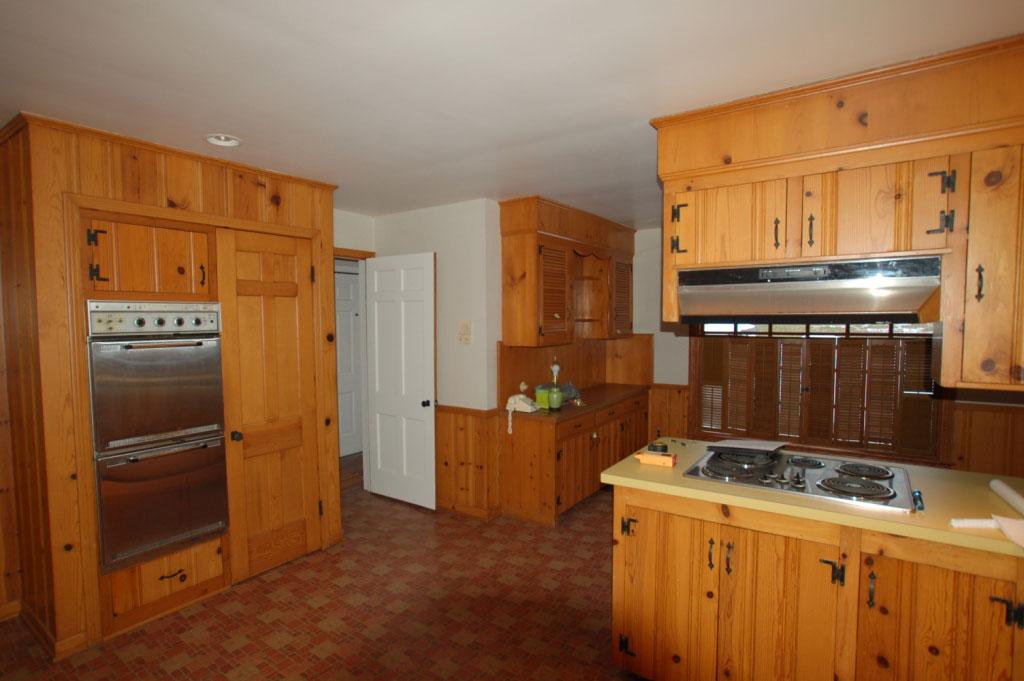 Moreland Hills Kitchen - Before Transformation