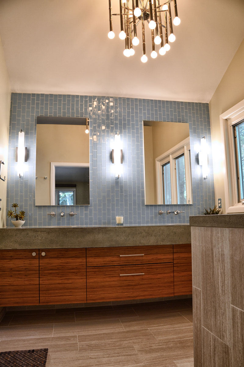 Shaker Heights Bathroom After Transformation