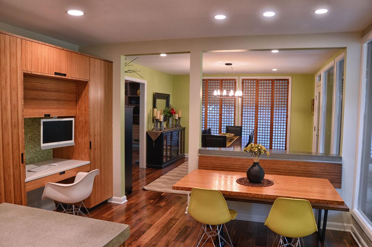 Skaker Heights Kitchen After Transformation