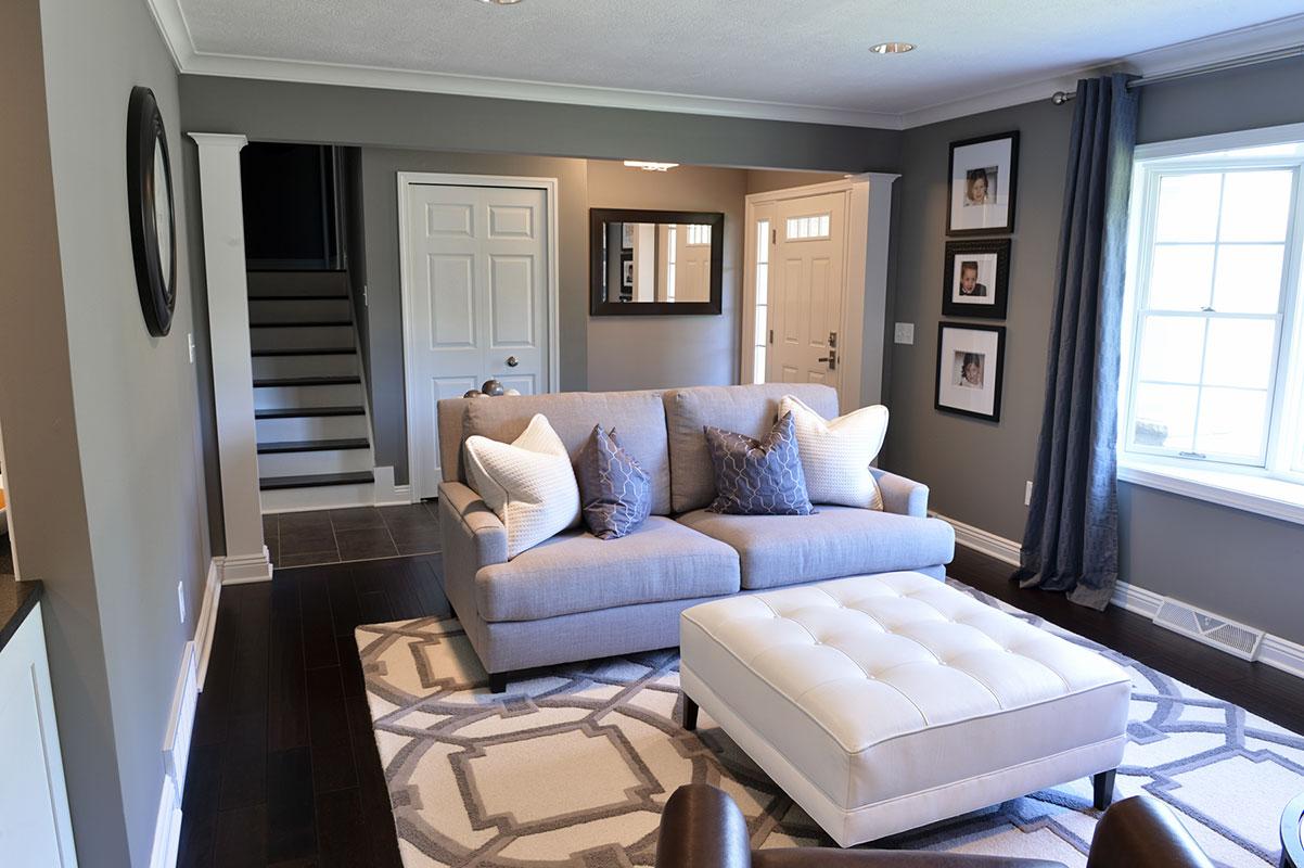 Cleveland home remodeling improvement hurst remodel - Home improvement ideas living room ...