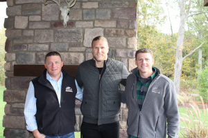 Hurst Partners With Clay Matthews on HOUZZ TV